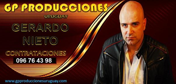 Gerardo Nieto Contrataciones Uruguay, Contratar Gerardo Nieto Uruguay, Contrataciones Gera