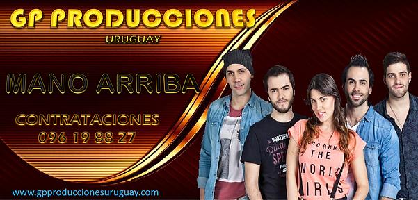 Mano Arriba Contrataciones Uruguay, Cont