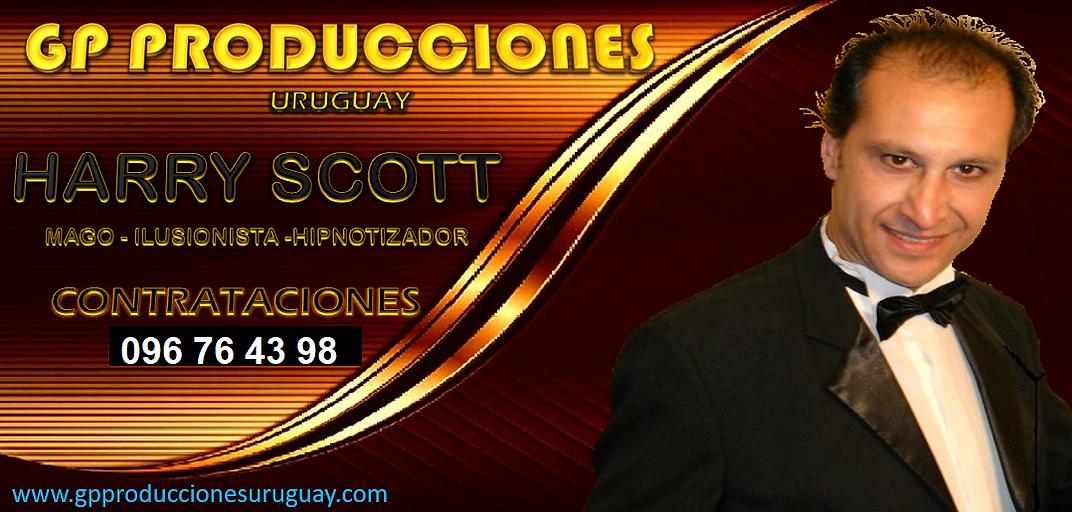 HARRY SCOTT MAGO HARRY SCOTT URUGUAY CONTRATACIONES, HIPNOTIZADOR HARRY SCOTT URUGUAY,ILUS