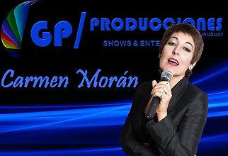 Cantante de Tangos Carmen Moran Contrataciones Uruguay, Contratar Cantante de Tangos Uruguay, Carmen Morán Contrataciones Uruguay