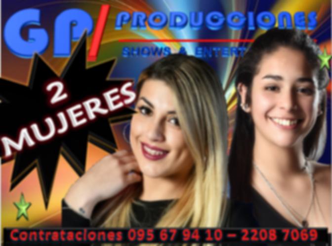 Banda 2 MUJERES Uruguay, 2 Mujeres Contr