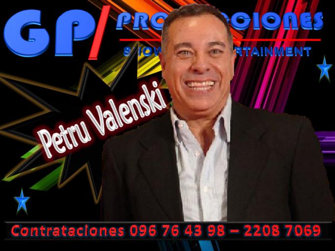 Petru Valenski Contrataciones Uruguay Co