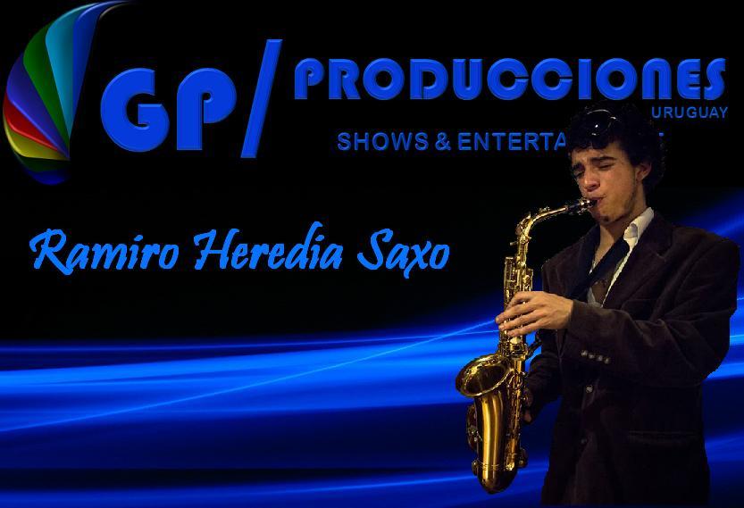 Ramiro Heredia Saxofonista Uruguyay