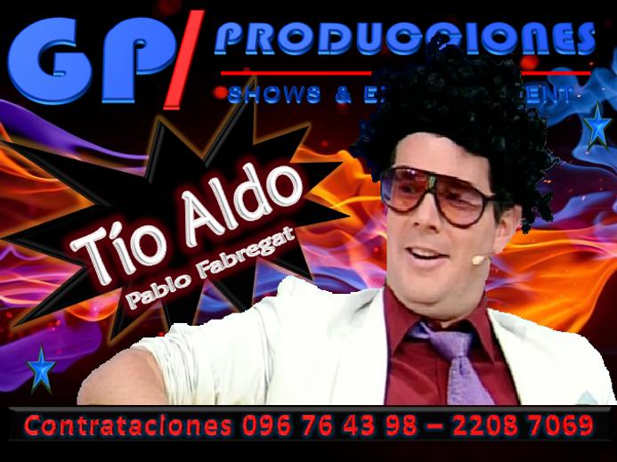 Tio Aldo Contrataciones Uruguay, Contrat