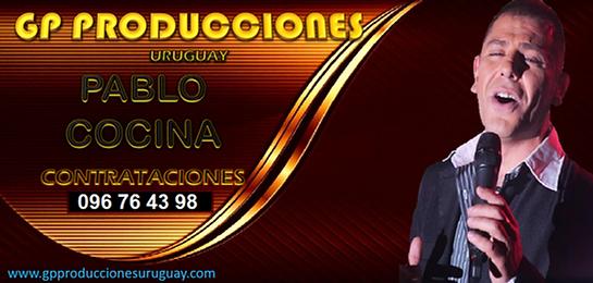 Pablo Cocina Contrataciones Uruguay, Contratar Pablo Cocina Uruguay, Contrataciones Pablo