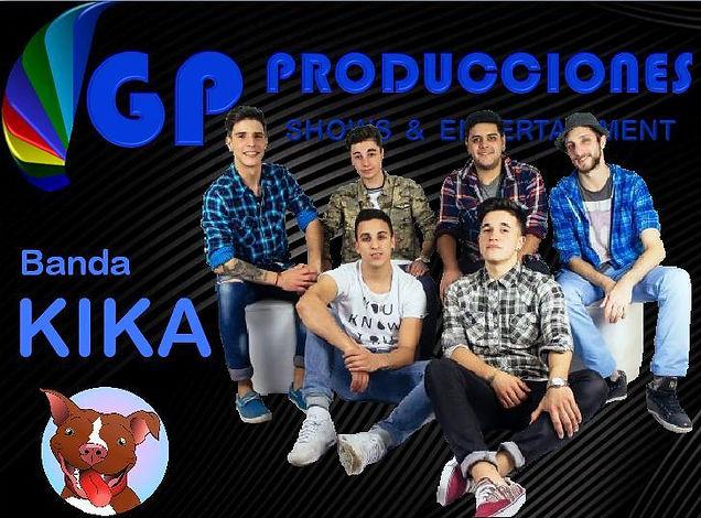 Banda Kika Contrataciones Uruguay, Banda KIKA Uruguay