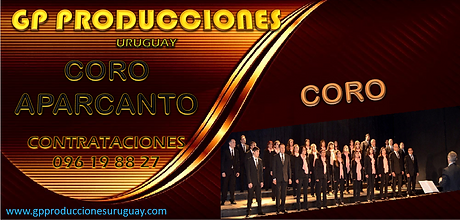Coro Aparcanto Uruguay Contrataciones, C