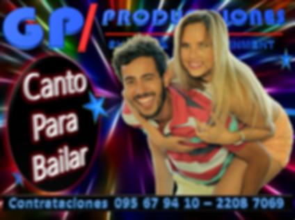 Canto para Bailar Contrataciones Uruguay Contratar a Canto para Bailar Uruguay Grupo Canto Para Bailar Uruguay  banda Canto Para Bailar Uruguay Paraguay