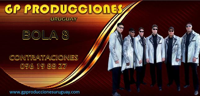 Grupo Bola 8 Contrataciones Uruguay, Con