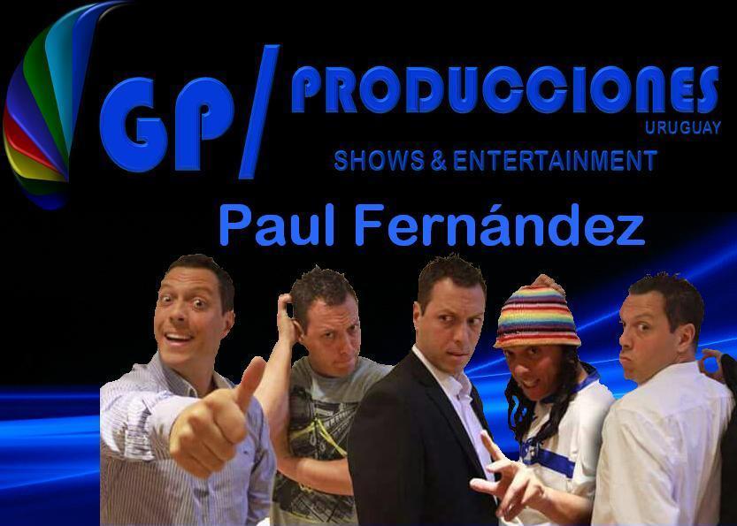 Paul Fernandez Contrataciones Uruguay Stand Up Show, contratar Paul Fernandez Contratar Paul Fernand