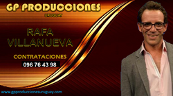 Rafa Villanueva Uruguay Contaraciones Rafa Villanueva Uruguay, Contratar Rafa Villanueva U