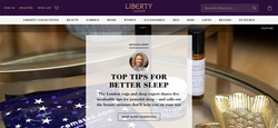 My Tips on LIBERTY LONDON Blog