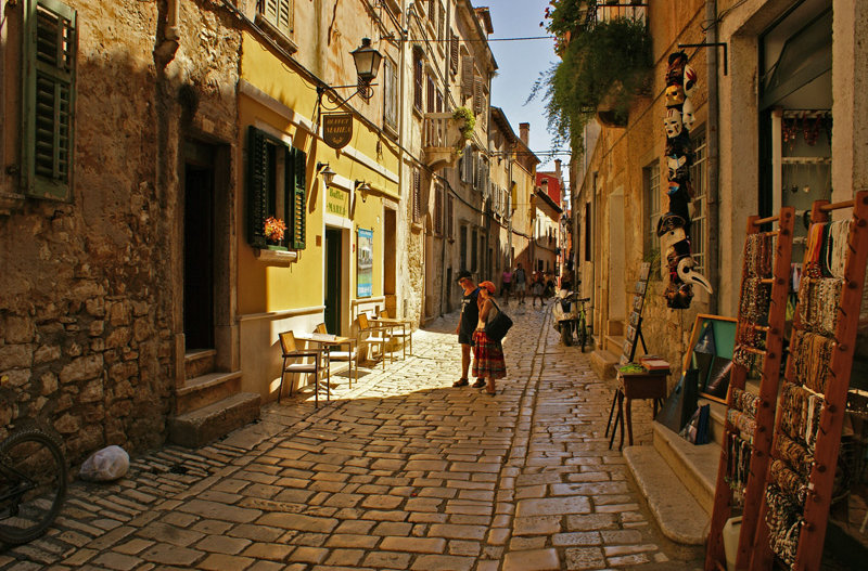 Rovinj visit and Lim Canal Boat Ride 4.j