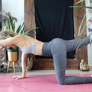 YANG + YIN TO WORK ENTIRE BODY (40mins)