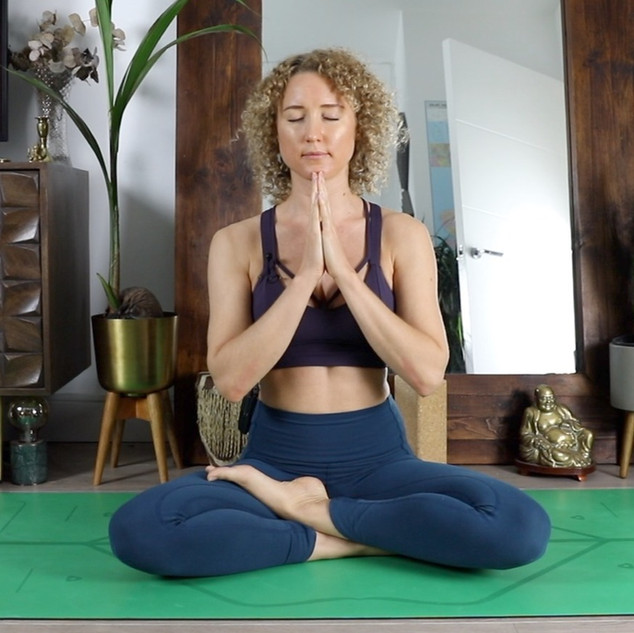 Meditation Asana