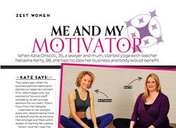 Zest Magazine Article