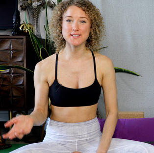 ACTIVITY vs ACTION - YIN FOR THE WHOLE BODY (45mins)