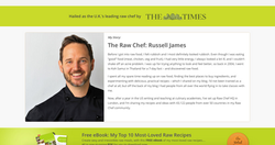 The Raw Chef Blog