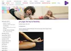 Triyoga Blog on Yin Yoga
