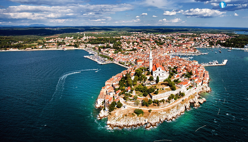 Rovinj visit and Lim Canal Boat Ride 1.j