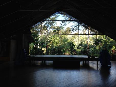 My Meditation Awakening at Sarah and Ty Powers' Retreat