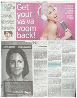 Daily Mirror Article