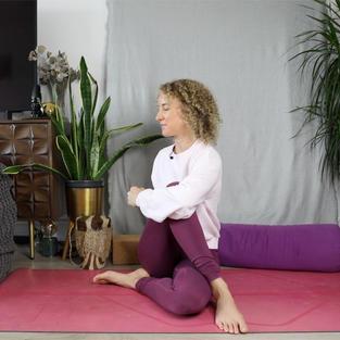 MORNING YOGA - MEDITATIVE YIN (45mins)
