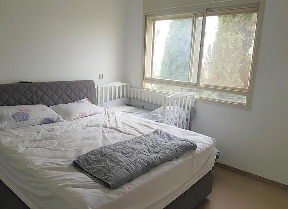 למכירה בגבעת עדה דירה חדשה 4 חדרים