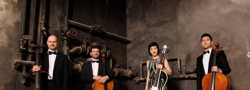 Arcis Cello Quartett 2