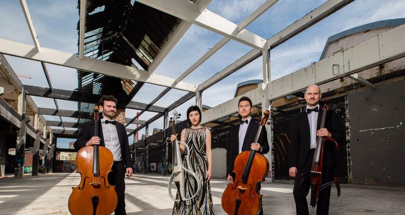 Arcis Cello Quartett 1