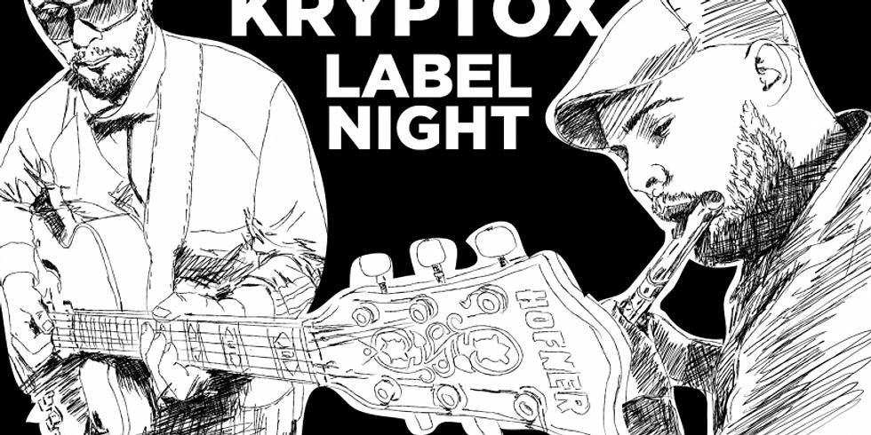 Ralph Heidel / Homno Ludens @ Krypton Label Night Jazz