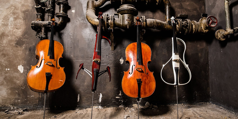 Arcis Cello Quartett in Concert - Classic No End