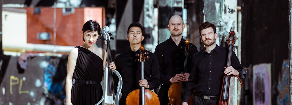 Arcis Cello Quartett 4