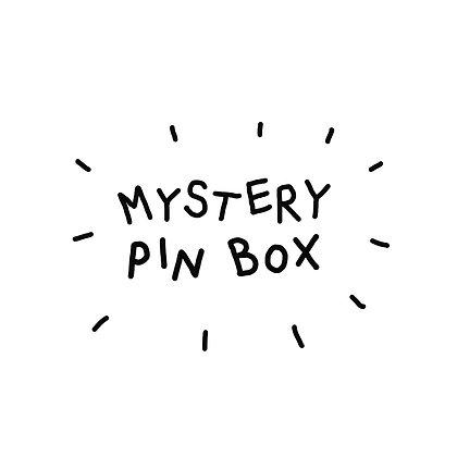 CATSNEEZE Enamel Pin Mystery Box