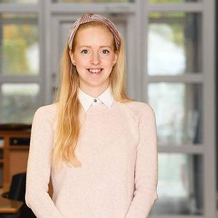 En kreativ tekstforfatter, Annika Knudsen Lorentsen