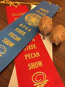 Pecan show award.JPG
