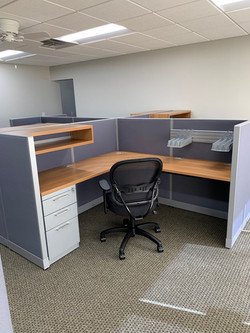 Cubicles With Storage