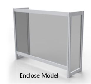 Enclose Model