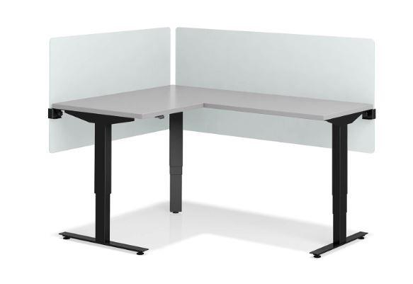 Freestanding Desk Screen