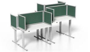 Above The Desk Frame Dividers
