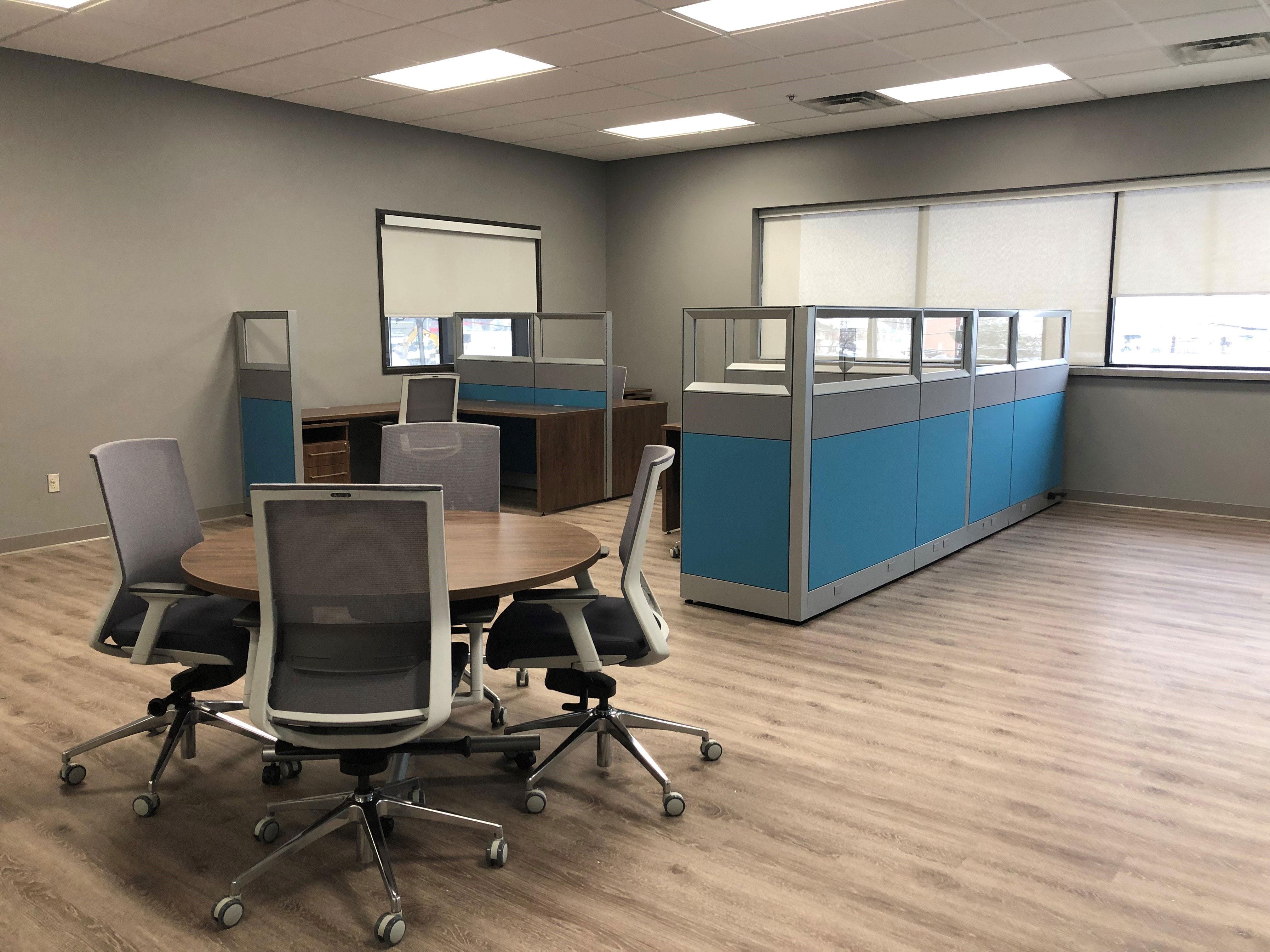 Cubicles And Desks