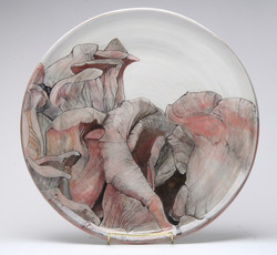 Pink Oyster Platter
