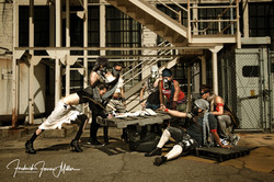 High Concept Fashion Group Photo