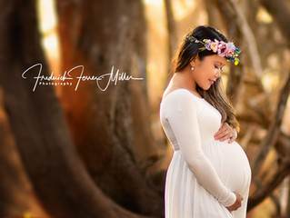 Faye's Maternity Photo Session