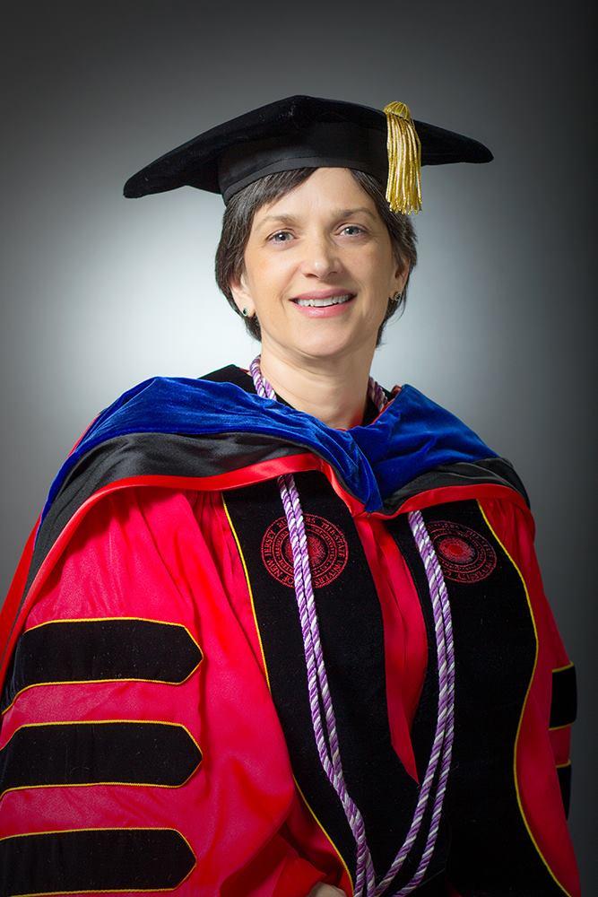Doctorate Photo