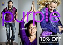 SFSU's Purple Friday Campaign