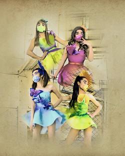 High Concept Fashion Composite Photo
