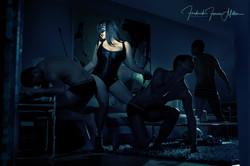 Artistic Boudoir Photo