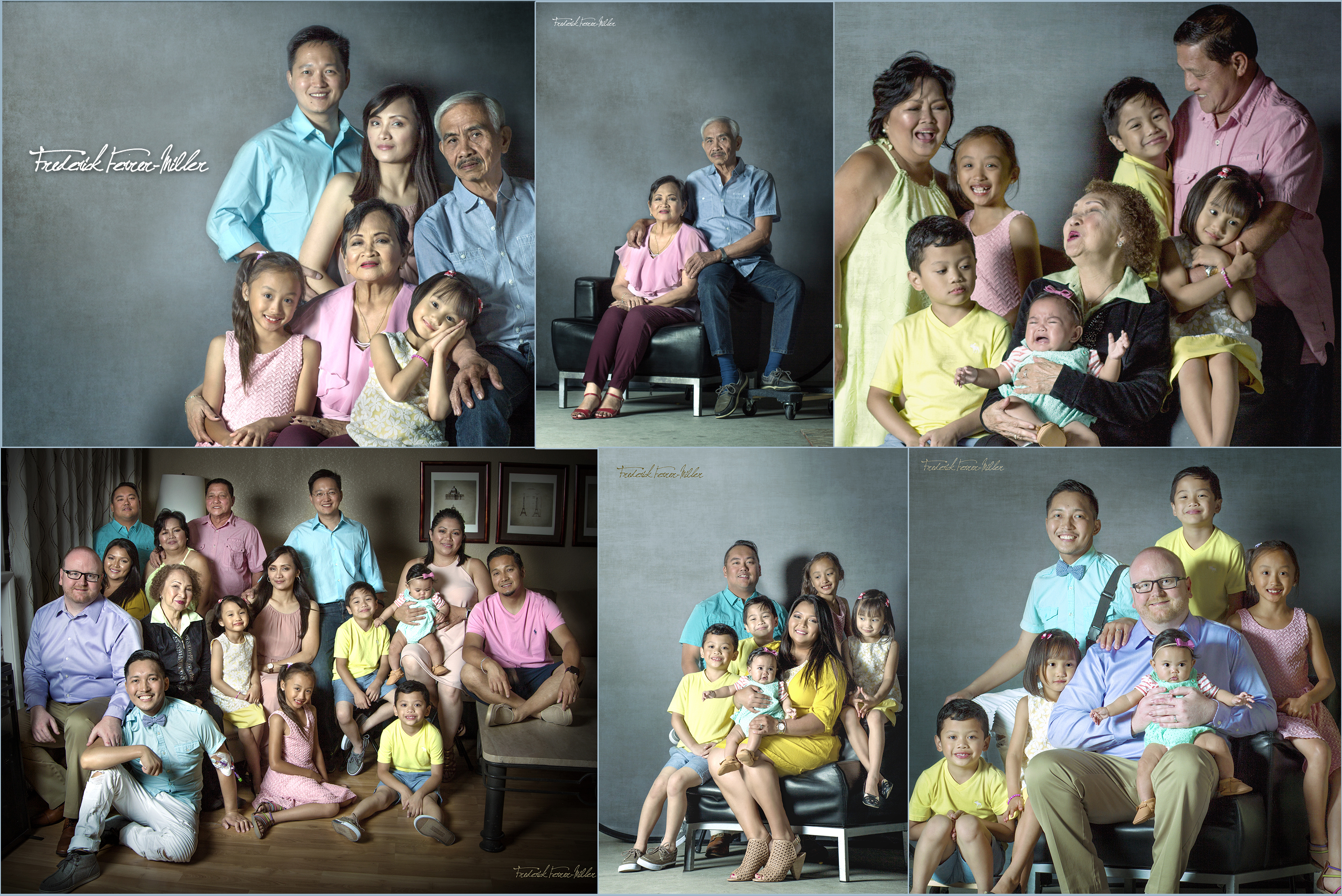 Ferrer Family Photos
