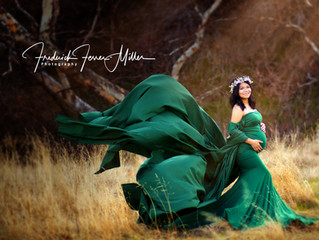 Gisselle's Maternity Photo Session